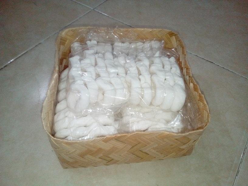 Geblek Sengek Makanan Khas Kulon Progo untuk Camilan dan Teman Minum Kopi