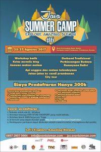 Java Summer Camp kembali di Gelar Tahun Ini…