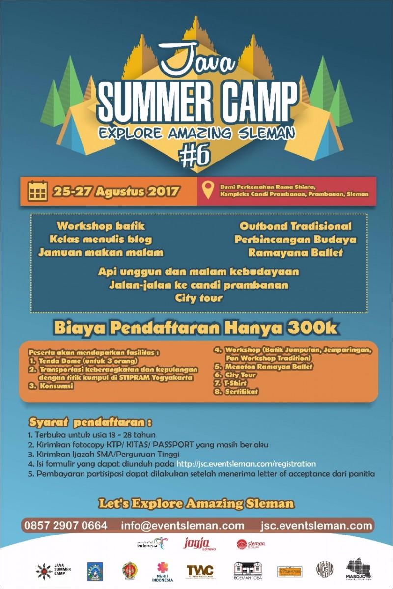 Java Summer Camp kembali digelar Tahun Ini di Jogjakarta