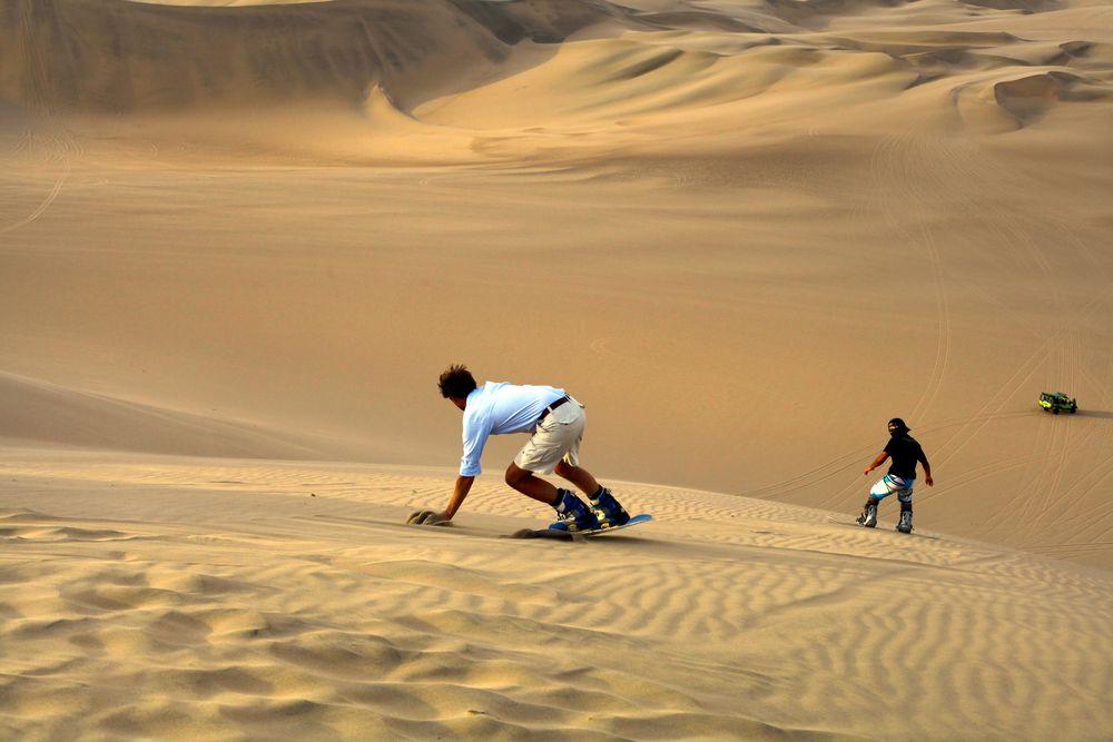 Parangkusumo, Gurun Sahara yang Elok di Yogyakarta !