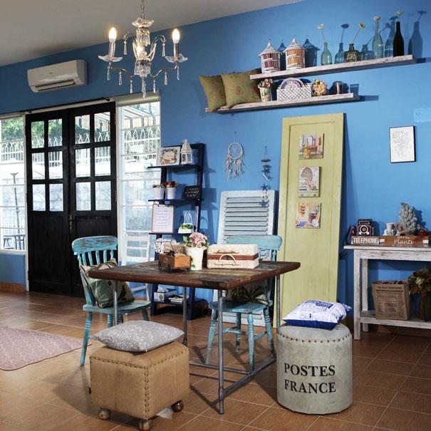 Mau Nginap, Foto Prewedding, Atau Mau Ngadai Pesta Ulang Tahun ? Jogjaholic Punya Rekomendasi Tempat Asik. Rumah Paris