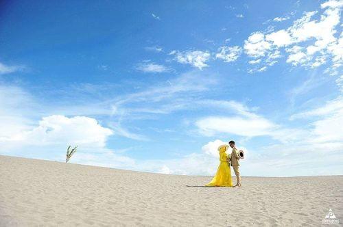 parangkusumo Gurun Sahara yang Elok di Yogyakarta !