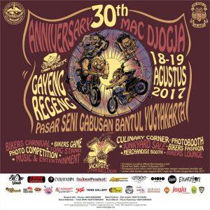 Djogjantique Day 2017 | 18-19 Agustus 2017 | Pasar Seni Gabusan Bantul Yogyakarta