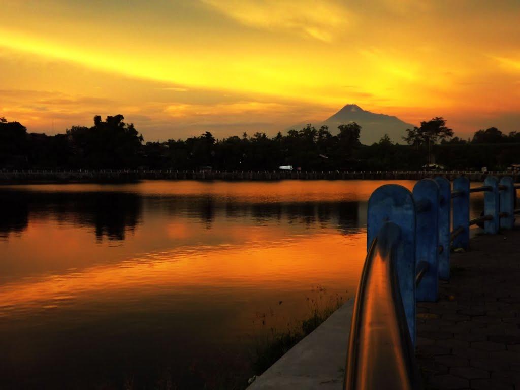 12 Embung Baru yang Ada di Yogyakarta