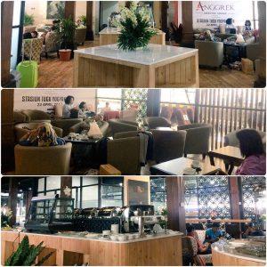Anggrek executive lounge tugu jogja