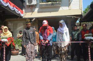 Peresmian Desa Bahagia Paskibraka Kota Yogyakarta