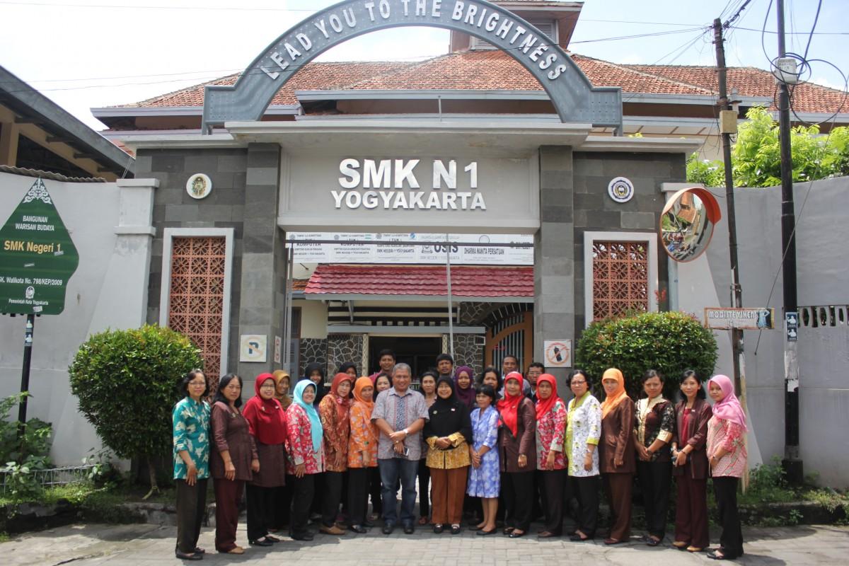Daftar SMK Favorit di Yogyakarta dan Informasi Lengkapnya