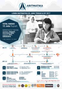 Lomba Aritmatika Yogyakarta