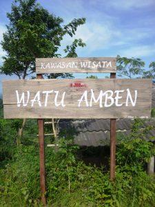 perbukitan Instagramable Watu Amben