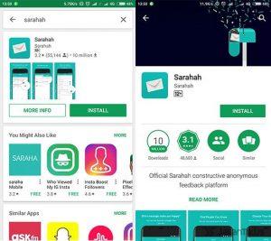 aplikasi-sarahah-01 googleplay ios