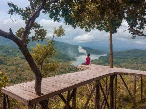 Tempat wisata baru objek wisata Bukit Cendana yang wajib untuk dikunjungi para Instagramers