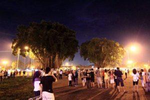 Tempat Wisata yang Super Lengkap dari Kuliner Sampai Hiburan. Yass… Alun – Alu Kidul