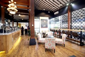 Anggrek executive lounge tugu jogja