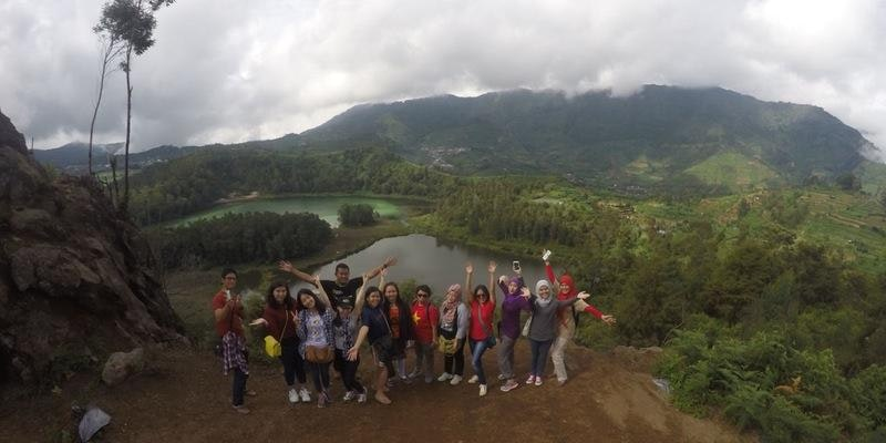 OPEN TRIP DIENG PLATEAU 1 – 3 SEPTEMBER 2017