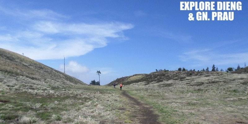 Open Trip Gunung Prau-Dieng 2D2N