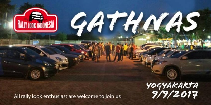 Gathering Gathnas Rally Look Indonesia 2017