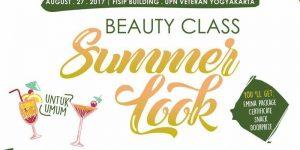 Summer Look Beauty Class