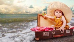 tips liburan bersama anak