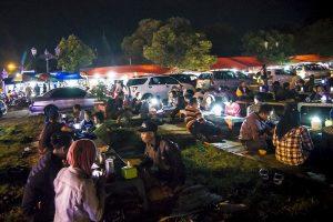 Tempat Wisata Super Lengkap dari Kuliner Sampai Hiburan. Yass… Alun – Alu Kidul