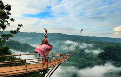 Pesona Kebun Buah Mangunan Yogyakarta yang Instagramable 2017