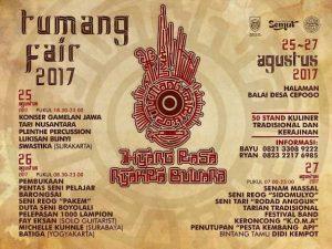 TUMANG FAIR 2017 #BOYOLALI 25-27/08/17