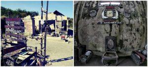 Sisa-Sisa Keganasan Gunung Merapi di Kaliadem