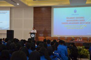Didepan Mahasiswa, Walikota Ajak Generasi Muda Hadapi Tantangan Global