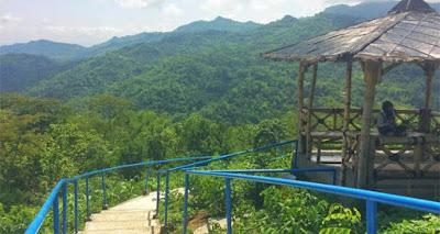Merasakan Sensasi Flying Fox Terpanjang se – Asia Tenggara di Gunung Kidul Yogyakarta