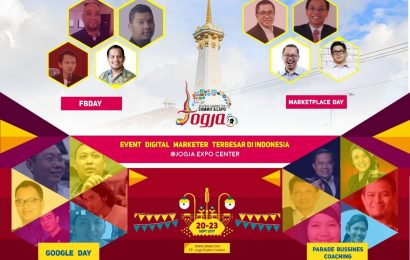 Jogja Digital Market Summit & Expo 2017