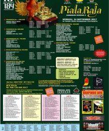 Lomba Burung Berkicau Piala Raja HB X (24 September 2017)  8 August 2017 84