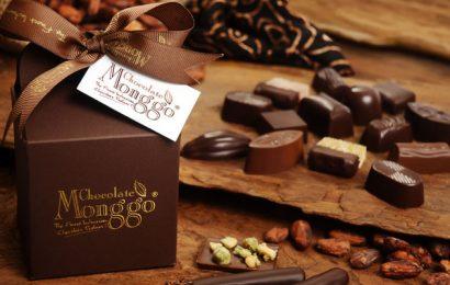 Yuk Kenalan Sama Coklat Monggo Khas Jogja