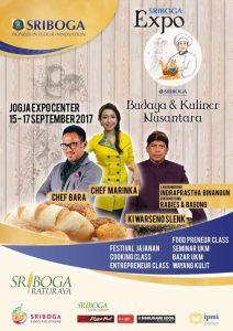 "Sriboga Expo ""Budaya & Kuliner Nusantara"" (15-17 September 2017)"