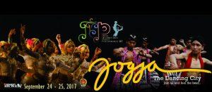 Jogjakarta International Street Performance (24-25 September 2017)