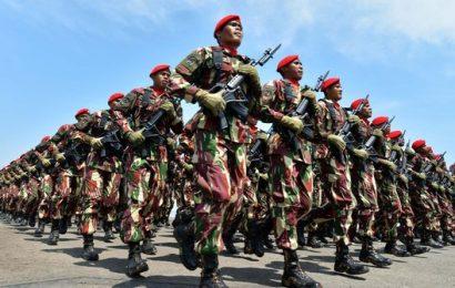 HUT TNI : TNI Lahir Dari Rakyat