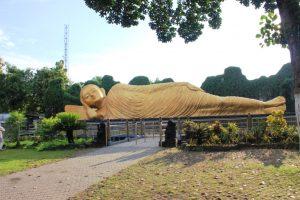 Patung Budha Akan Sambut Kedatangan Wisatawan di Bandara Adisutjipto Yogyakarta