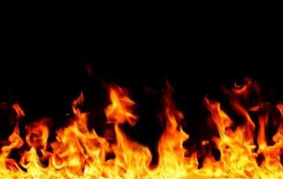 BREAKING NEWS : Gereja di Lantai Atas Jogja City Mal Terbakar