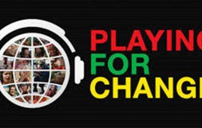 Playing For Change Diadakan dengan Semangat Positif Melalui Musik dan Pendidikan Seni