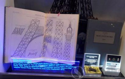 Zona Menara Eiffel Jadi Wahana Teranyar di Taman Pintar