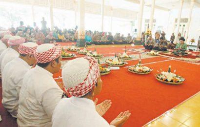 Warga Yogya Bersyukur atas Pelantikan Gubernur dan Wagub DIY