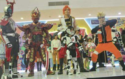 38.510 Pengunjung di Artos Toys & Hobbies Festival