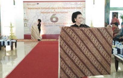 Motif Batik Ini Dilarang Dipakai di Lingkungan Keraton Yogyakarta