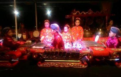 66 Jam Tabuh Gamelan Nonstop di Kulonprogo
