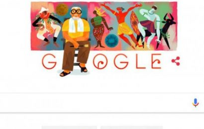 Hari Ini, Seniman Yogya Bagong Kussudiarja Jadi Google Doodle, Ini Dia Sosoknya
