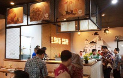 Loko Cafe Hadir di Stasiun Lempuyangan