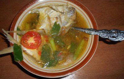 Sop Daging Sudah Biasa, Uniknya Kelezatan Sop dan Soto Ikan Laut