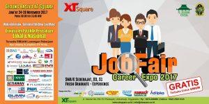 Puluhan Perusahaan Tawarkan Lowongan Kerja dalam XT Square Job Fair