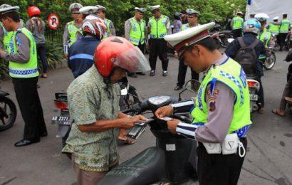 Hari Ini Operasi Zebra Yogyakarta, Resmi Dimulai !