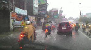 Begini, Imbas Siklon Tropis Cempaka di DIY
