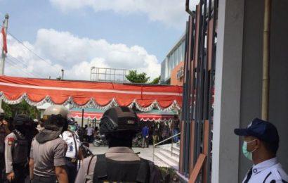 BREAKING NEWS : Kebakaran Landa Kantor BTPN Yogyakarta