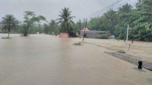 Ini Data Dampak Siklon Tropis Cempaka di DIY